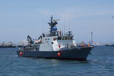 Integración de los montajes Thypoon en las patrulleras BAP Rio Piura y BAP Quilca de la Marina de Guerra del Perú-noticia defensa.com