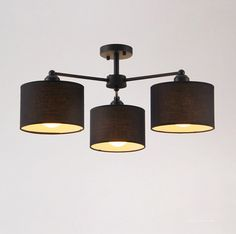 Italy Modern Simple Fashion Personality Cloth Cover Bedroom Living Room Study Balcony Ceiling Light Free Shipping #Affiliate