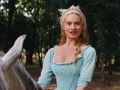 Disney's Cinderella Trailer: The Costumes of Sandy Powell