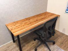 【簡単DIY】杉の集成材を使ったデスクを自作する | 99% DIY -DIYブログ-