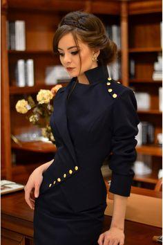 Compleu de Dama elegant Milla office - Laura Galic - MuJeR.ro http://www.mujer.ro/compleu-de-dama-elegant-milla-office-laura-galic