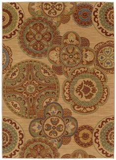 English Manor Chesterfield 00551 Beige Rug – Rug & Home