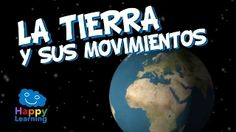 el planeta tierra para niños - YouTube