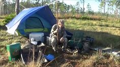 Hunting Florida's Canoe Creek WMA for Deer and Hogs