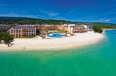 Jamaica - Montego Bay IBEROSTAR Rose Hall Suites, Aerial View / May 2014 Vacation