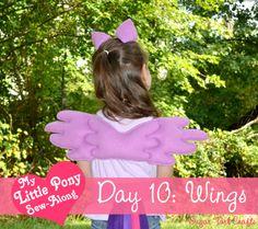 Pegasus Wings Tutorial