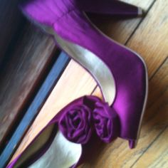 These were my wedding shoes but in blue...everything they make is ridiculously awesome.