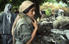 """No Friends but the Mountains"" - PKK guerilla and companion."