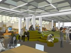 Collaboration Space Design | Collaborative Learning Spaces