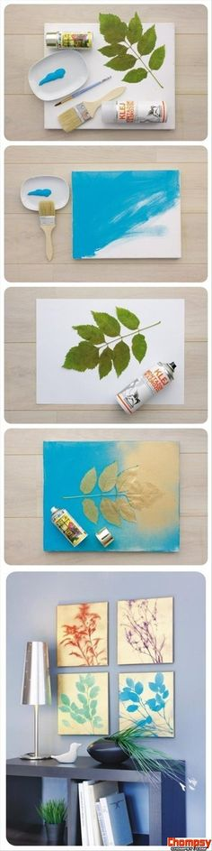 fun craft ideas leafunny photos paintings