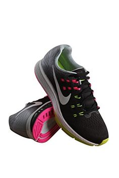 online store 442cc f9836 806584009 WOMEN W AIR ZOOM STRUCTURE 19 NIKE BLACK WHITE PINK BLAST    Read  more