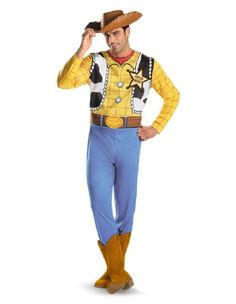 Woody Adult Classic Costume 4246 *** ** AMAZON BEST BUY -affiliate link** #ToyStory Costumes