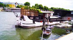 Paris | Brunch | Brunch on Board | Sophistication | Exclusive | Hidden places in Paris | Save money in Paris | Traveling | Explore Paris | boats