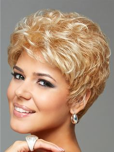 Acclaim Petite Synthetic Wig by Eva Gabor