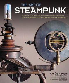 Art Donovan Steampunk