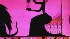 Princes & Princesses, 6 contes de Michel Ocelot (2000) ombres chinoises