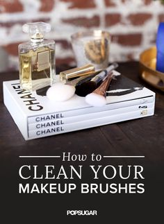 It's time to go back to Makeup Brush 101. How often are your cleaning your brushes? Well chances are you aren't doing it enough.