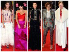 Fail Red Carpet BAFTA Awards 2014