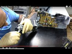 how to fix paper jam in epson w2630