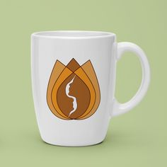 Párkapcsolati tanácsadó logója Mugs, Tableware, Design, Dinnerware, Tumblers, Tablewares, Mug, Dishes