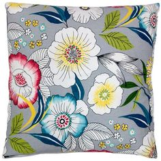 I pinned this Amagansett Pillow in Sterling from the Bergamot Collective event at Joss and Main!