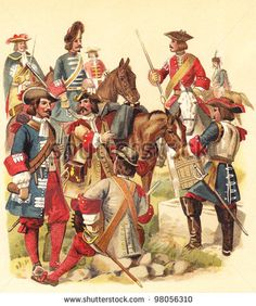 Louis XIV built the French army to be the strongest army in Europe. There were 300,000 soldiers that the state paid and trained. Louis used the army to enforce his laws abroad and at home.