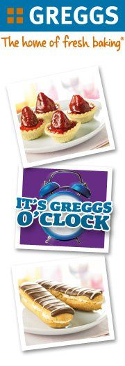 Greggs the Bakers!