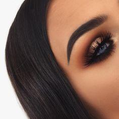 Emma Cervin on Tag someone who would love this makeup! Makeup Eye Looks, Cute Makeup, Gorgeous Makeup, Pretty Makeup, Skin Makeup, Eyeshadow Makeup, Eyeshadows, Drugstore Makeup, Simple Makeup