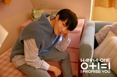 Ha Sungwoon Wannaone 'I Promise You' Saturday Night Live, Old Boys, Vixx, Shinee, Mtv, Nothing Without You, Guan Lin, Produce 101 Season 2, Lee Daehwi
