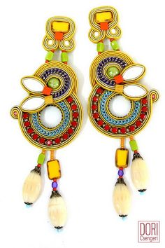 earrings : Martinique