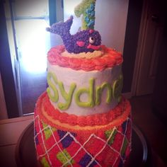1st birthday cake..;)