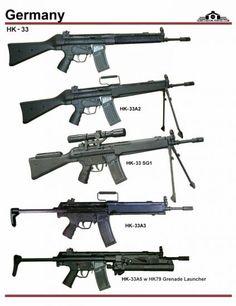 Германия: HK-33