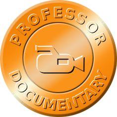 Documentary, Badge, TV, TV Academy, Filmwords Professor, Documentaries, Comedy, Badges, Tv Academy, Cartoon, Teacher, Badge, Comedy Theater