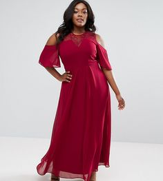 V neck red dress forever 21 47th