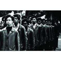 1960s Black Panther Party