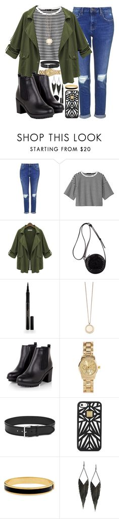 """""""Don't wanna take it sloow 🎭✨"""" by i-smell-grunge ❤ liked on Polyvore featuring Topshop, TIBI, 3.1 Phillip Lim, Elizabeth Arden, Astley Clarke, H&M, Linea Pelle, Hervé Léger, Halcyon Days and GUESS"""