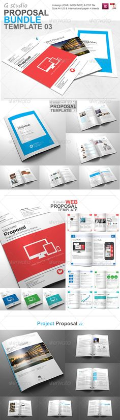 Website Project Proposal Templates Proposal templates, Project - proposal templates