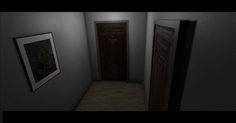 Hello, this is footage from The Dreamer indie horror game.