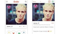NHS hooks up with dating app Tinder on organ donations