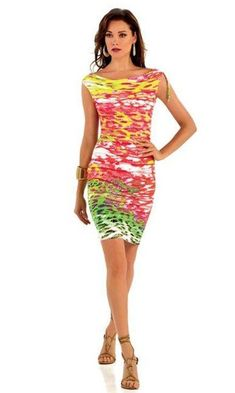 Shop Holiday Dresses, short beach dresses and longer maxi dresses. Look fabulous on holiday in these stunning prints and vibrant colours. Short Beach Dresses, Funky Fashion, Holiday Dresses, Swimsuits, Swimwear, Designer Dresses, Nice Dresses, Beachwear, Bodycon Dress