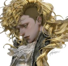 Here Is Best Flawless Women's Painless Hair Remover Digital Portrait, Portrait Art, Manga Art, Anime Art, Character Inspiration, Character Art, Hair Reference, Manga Illustration, Amazing Art
