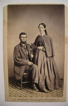 couple, woman with short cape