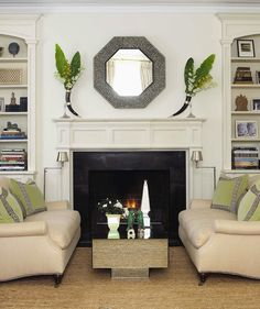 really like the two sofa and love the green pillows with the Greek Key border...some of the other stuff -- not so much.