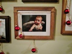 decorated picture frames