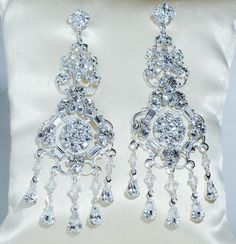 Alencon Earrings