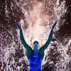 Sarah Sjöström, Sweden's most successful swimmer By Joel Marklund(@joelmarklund)• Instagram