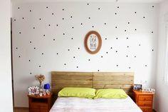 5 ideas para decorar el cabecero de tu cama