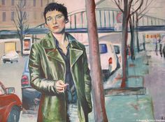 o. T. | Acryl auf Leinwand  120 x 80 cm | 2007