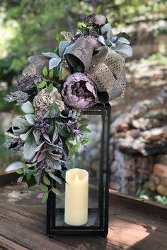 Summer Wedding Decorations, Ramadan Decorations, Wedding Lanterns, Lanterns Decor, Floral Garland, Flower Garlands, Christmas Mantels, Christmas Wreaths, Handmade Lanterns