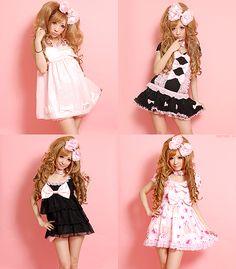 Hime gyaru style